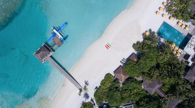 セブ島の海岸と砂浜