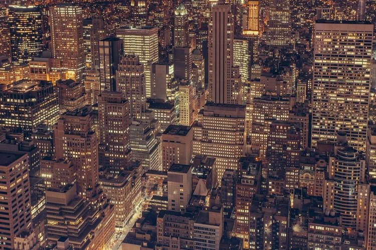 ビジネス街のイメージ
