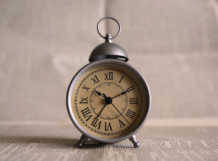 時間という財産