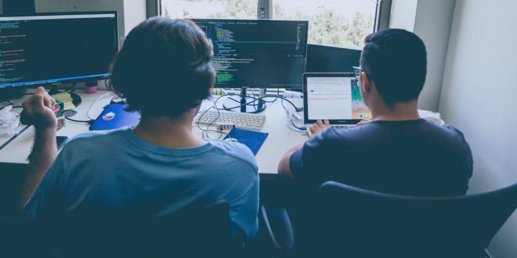 プログラミング体験会の時間